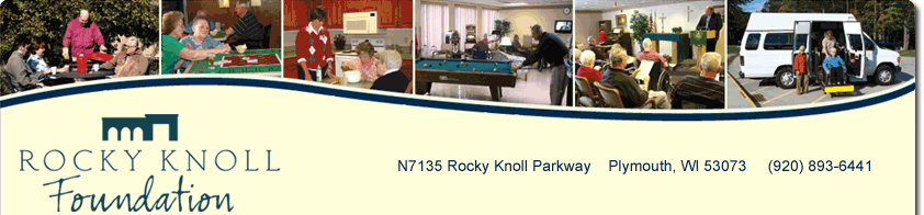 Rocky Knoll  Foundation